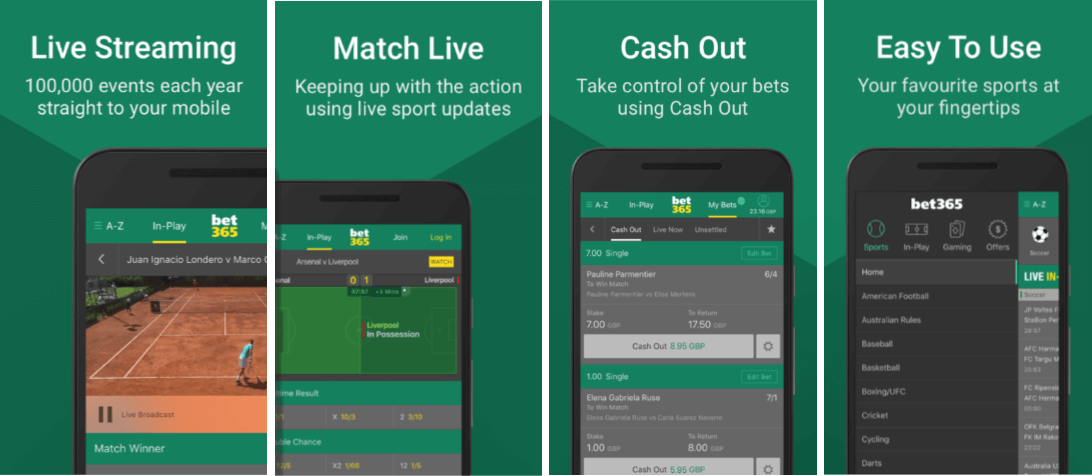 Mobile Apps for Sports Betting